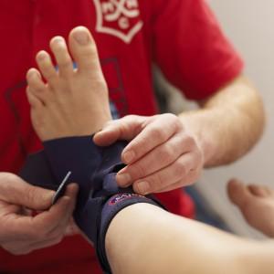 fysiotherapie Arnhem Enkel